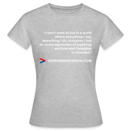 design_4_white - Women's T-Shirt