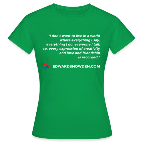 design_4_white - Women's T-Shirt