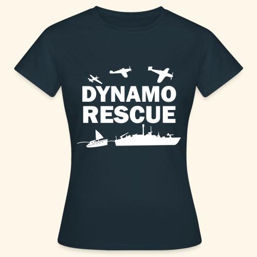 Dynamo Rescue - T-shirt Femme