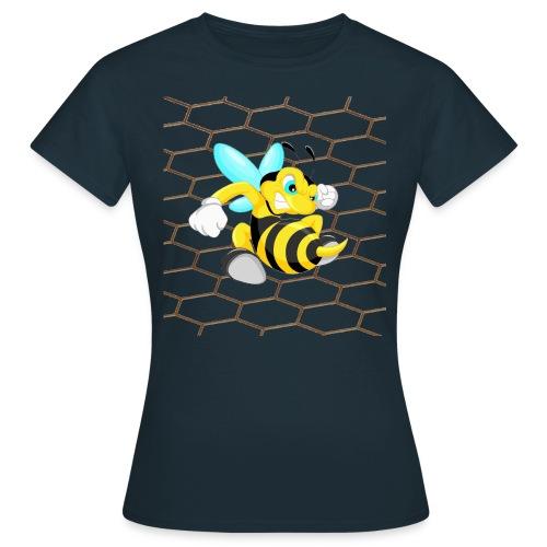 Abeja Guerrera 2 - Camiseta mujer