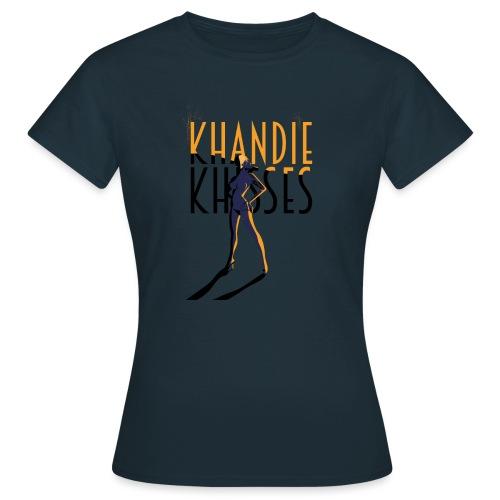Art Deco Khandie Khisses - Women's T-Shirt