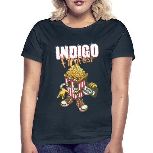 IFXV - INDIGO filmfest 15 - Popcorn - Frauen T-Shirt