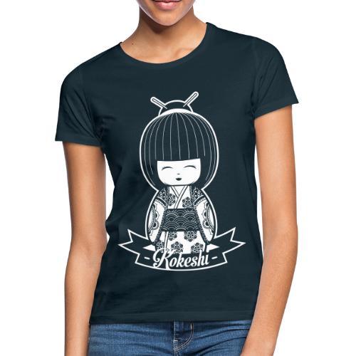 kokeshi - Maglietta da donna