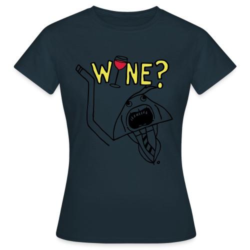 WINE - Women's T-Shirt