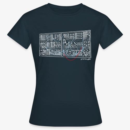 Modular T Shirt Dark - Women's T-Shirt