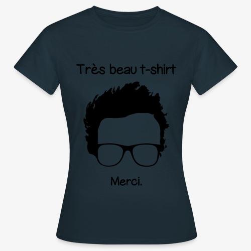 tbtalpha2 png - T-shirt Femme