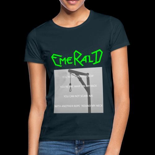 Emerald - Frauen T-Shirt