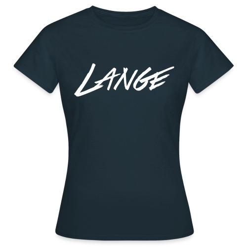 DJLANGE LOGO - Women's T-Shirt