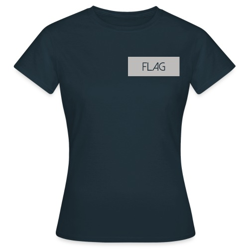 Flag Simple Bar - Women's T-Shirt