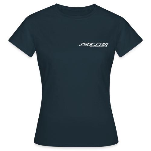 ZSOC White Logo - Women's T-Shirt