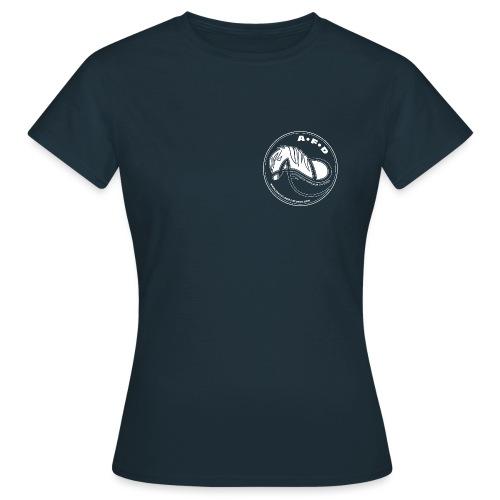 LOGO ADRESSE INTERNET bla - T-shirt Femme
