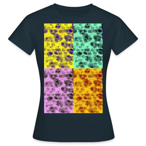 Kreise - Frauen T-Shirt