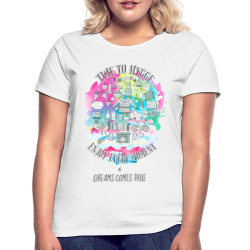 Time to Hygge - T-shirt Femme