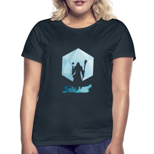 Mage légendaire - Donjons et Dragons d20 - T-shirt Femme