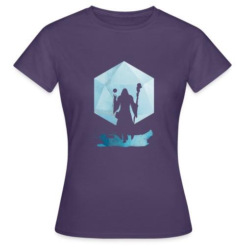 Legendaarinen Mage - Dungeons and Dragons d20 - Naisten t-paita