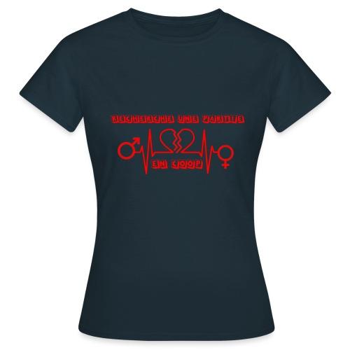 Recherche une partie en Coop - T-shirt Femme