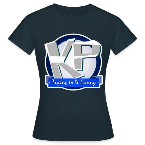 Trying to be Funny - KP - Women's T-Shirt