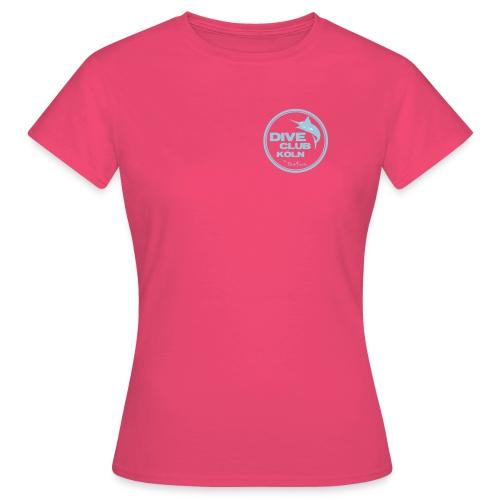 BlueMarlinDiveClub - Frauen T-Shirt