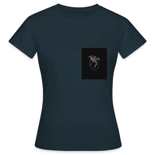 anaotmi hjärta - T-shirt dam