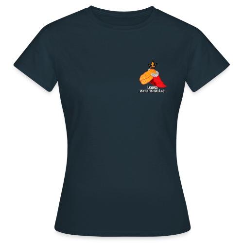 LordBadBiscuit Merch - Vrouwen T-shirt