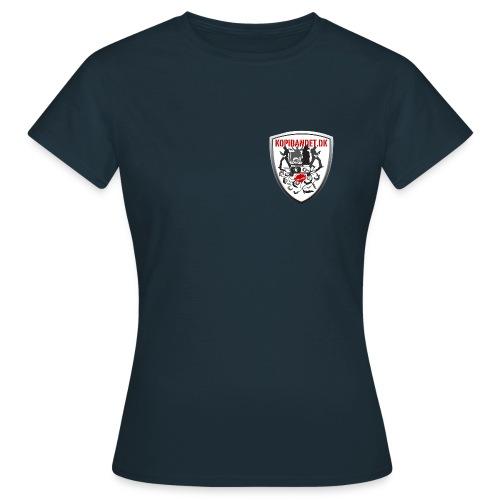 KopiBandet.DK Logo - Dame-T-shirt