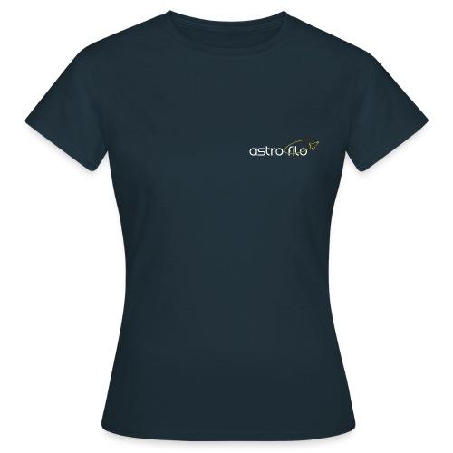 Astro_filo Bianco - Maglietta da donna