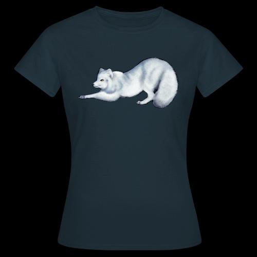 Arctic Fox - Women's T-Shirt