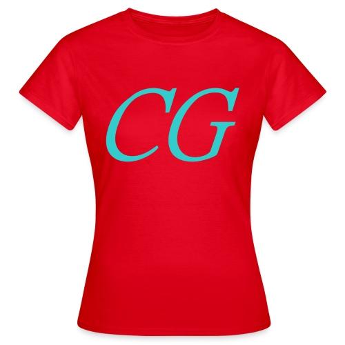 CG - T-shirt Femme