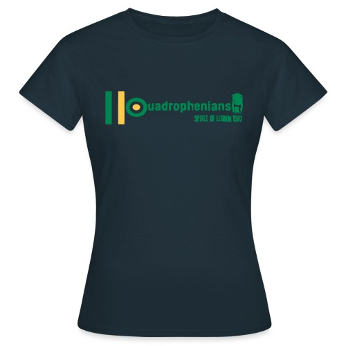 quadrofenians2 - Women's T-Shirt