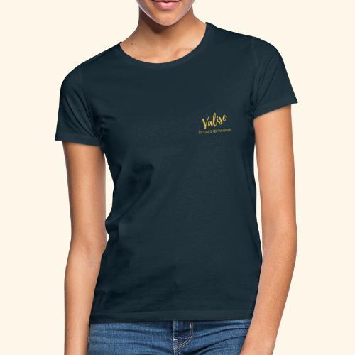Valise Color - T-shirt Femme
