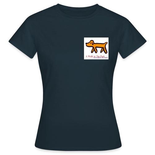 moon - T-shirt dam