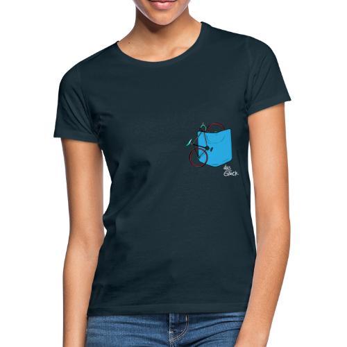Fahrrad Taschen II - Frauen T-Shirt