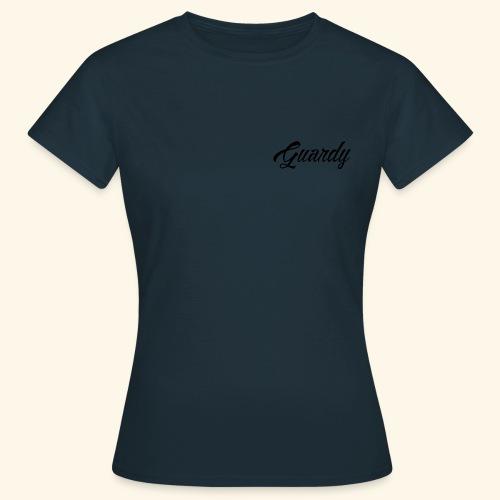 Cursive Guardy - Women's T-Shirt