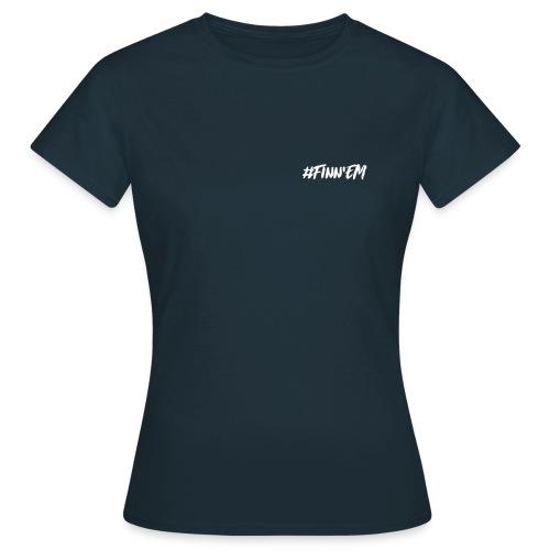 Finn'EM logo - Naisten t-paita