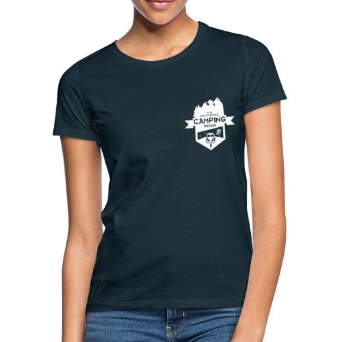 IndividualCampingDesign_1.0 - Frauen T-Shirt