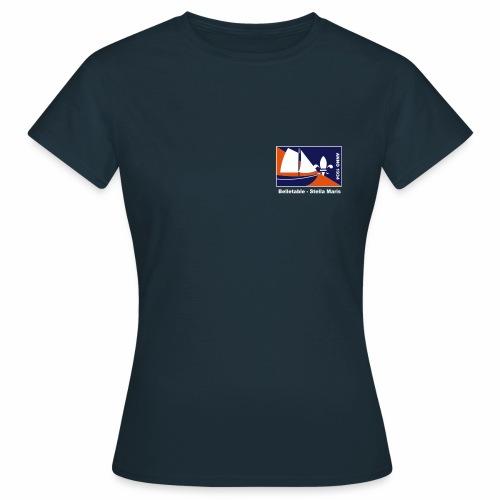 Woord Uniform - Achterkan - Vrouwen T-shirt