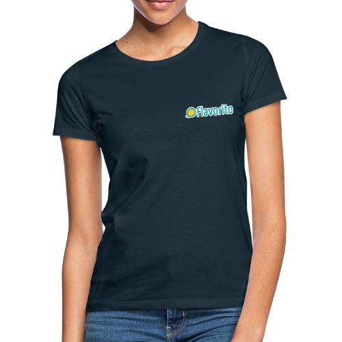 Flavorito - Maglietta da donna