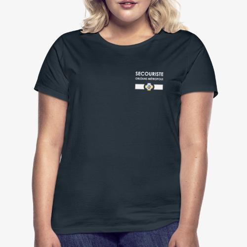 Gamme Secouriste FFSS - T-shirt Femme