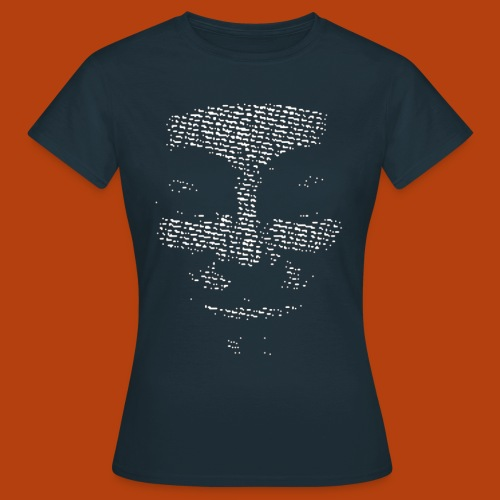 Anonymous - T-shirt Femme