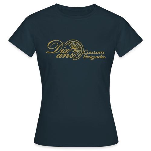 dixans02d - T-shirt Femme