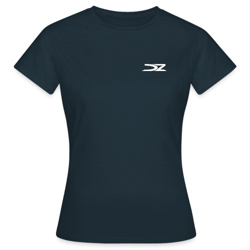 DENZER White - T-shirt Femme