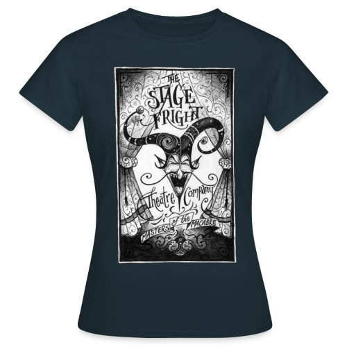 Stage Fright png - Women's T-Shirt