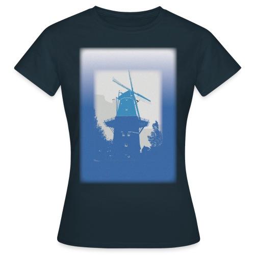 Mills blue - Women's T-Shirt