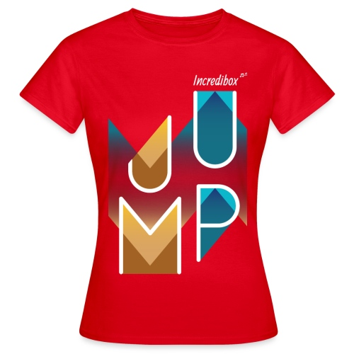 JUMP - T-shirt Femme