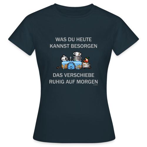Abwasch - Frauen T-Shirt