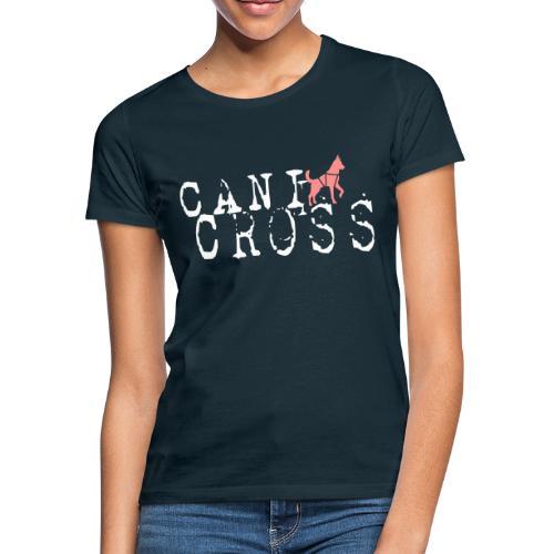 Canicross - Hunde Geschenk Zughund Laufsport Super - Frauen T-Shirt