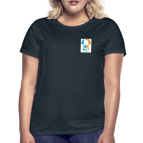 Logo CIFTA final RGB - Camiseta mujer