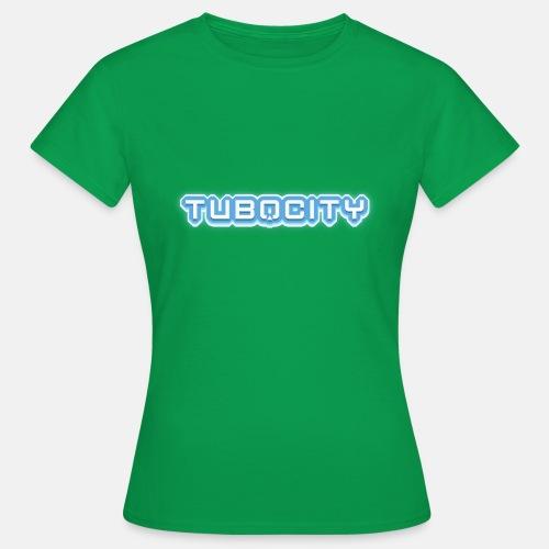 Tubocity Logo - Women's T-Shirt