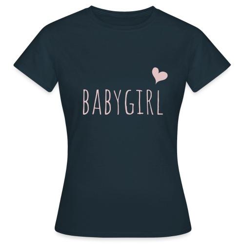 babygirl - Frauen T-Shirt