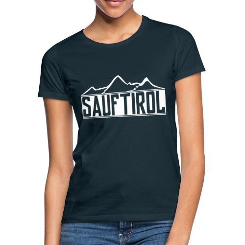 sauftirol - Frauen T-Shirt